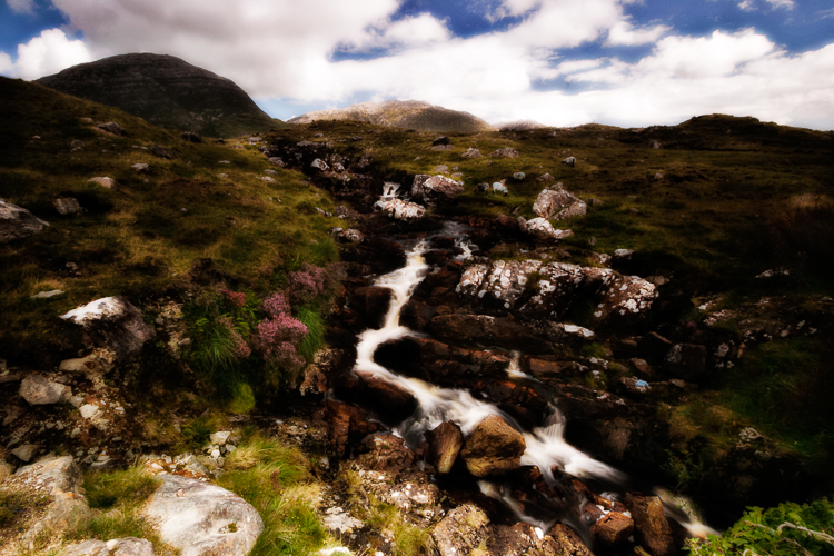 1033 - Inagh Valley mountain burn - -