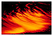 3207 - Waveart - On fire IV - -