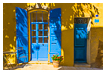 4600 - Blue Yellow Entrance - -