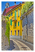 5295 - Lazise Yellow Alley - -