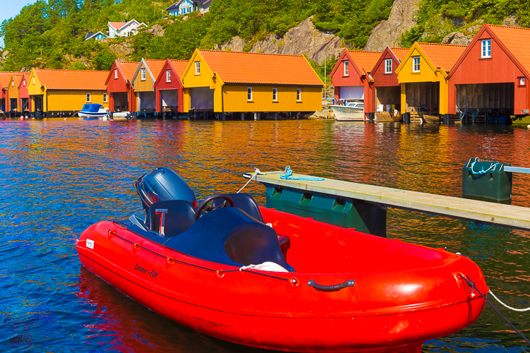 6691 - Norways Colors - -