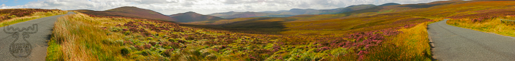 812 - Wicklow Mountains - -