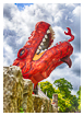 8548 - The Welsh Smoking Dragon - -