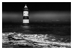 8584 - Trwyn Du Lighthouse - -