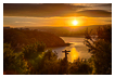 8731 - Fishguard Sunset - -